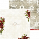 dwustronny papier My Christmas Wish #04
